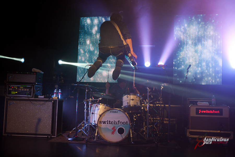 Switchfoot Live at Showbox (Photo by Dan Rogers)