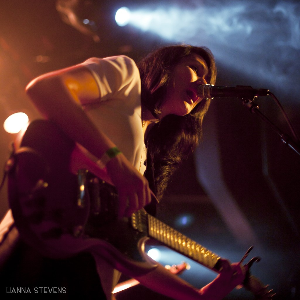 Kairos Live at The Crocodile (Photo by Hanna Stevens)