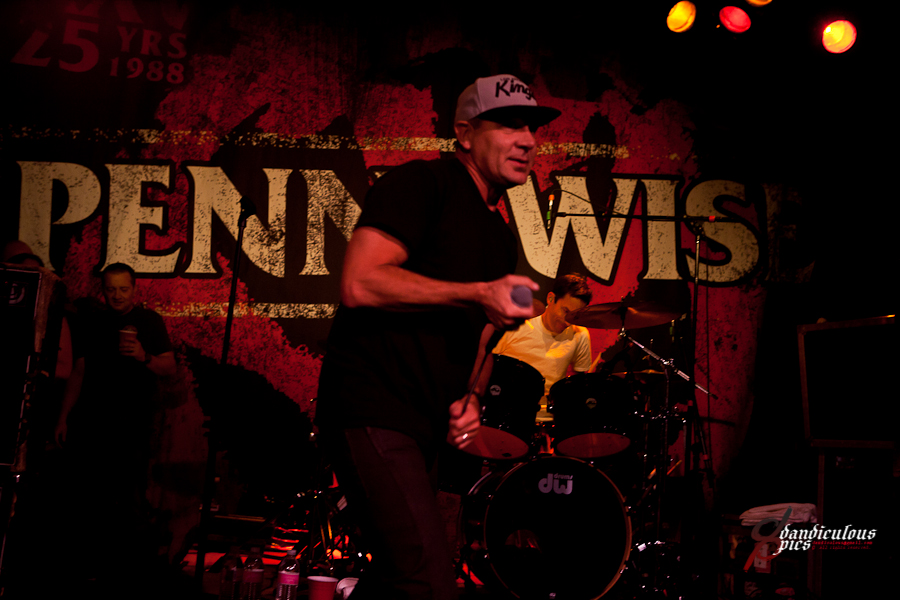 Pennywise Live at Showbox (Photo by Dan Rogers)
