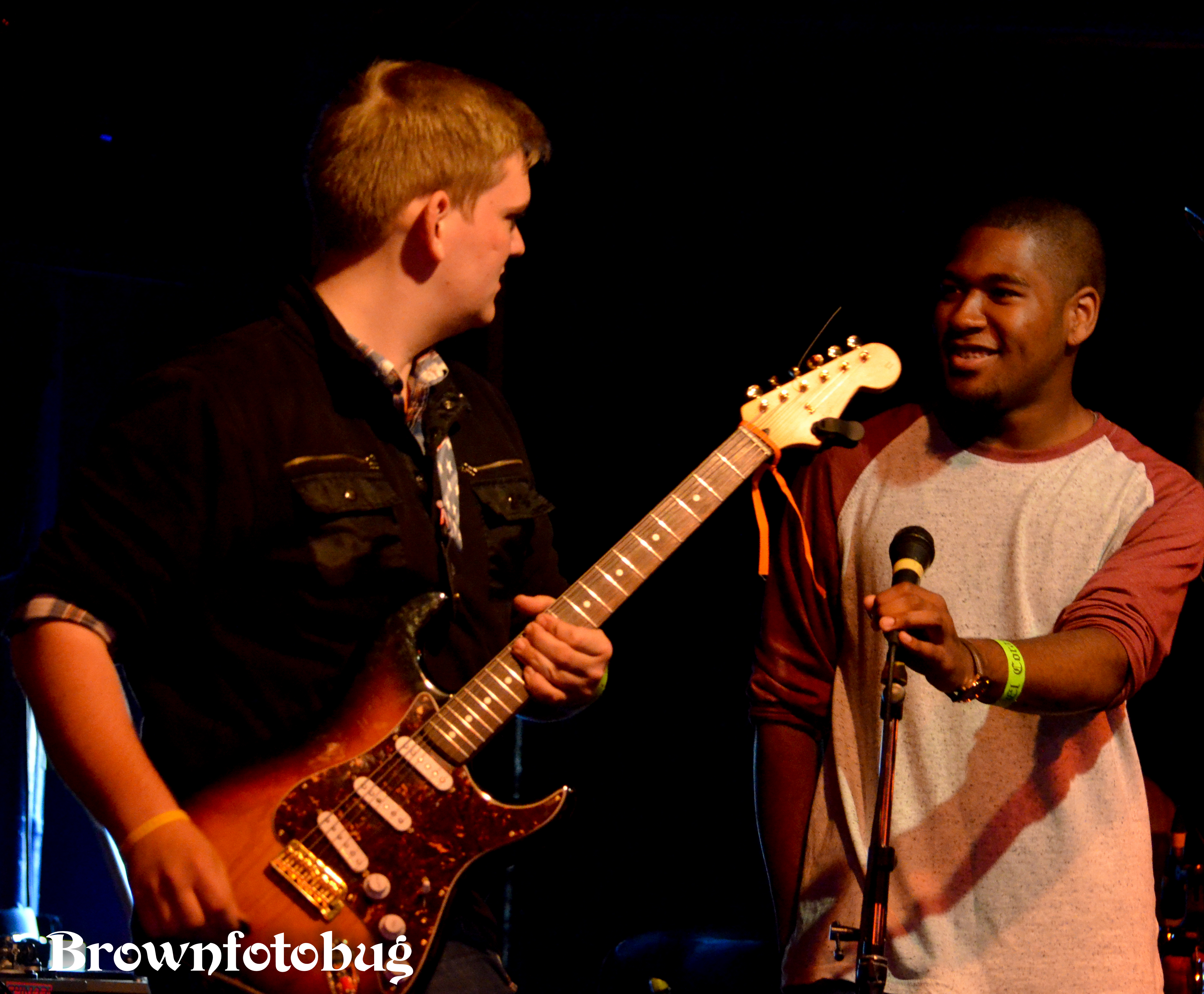 Pacific Drive Live at El Corazon (Photo by Arlene Brown)