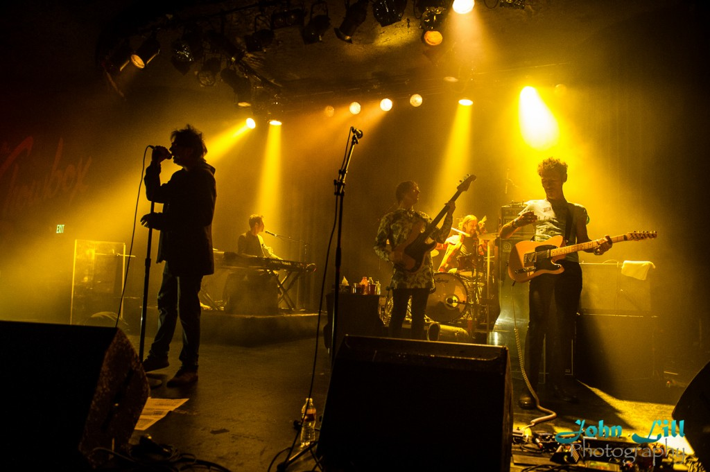 Echo and the Bunnymen at Showbox (Photo by John Lil)