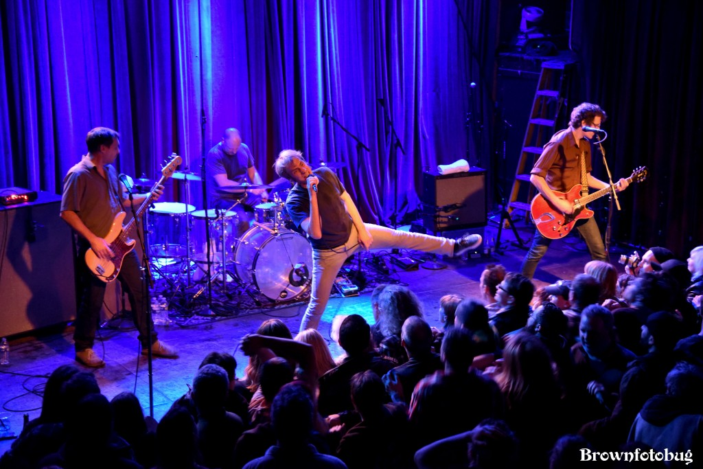 Mudhoney at Neumos (Photo by Arlene Brown)