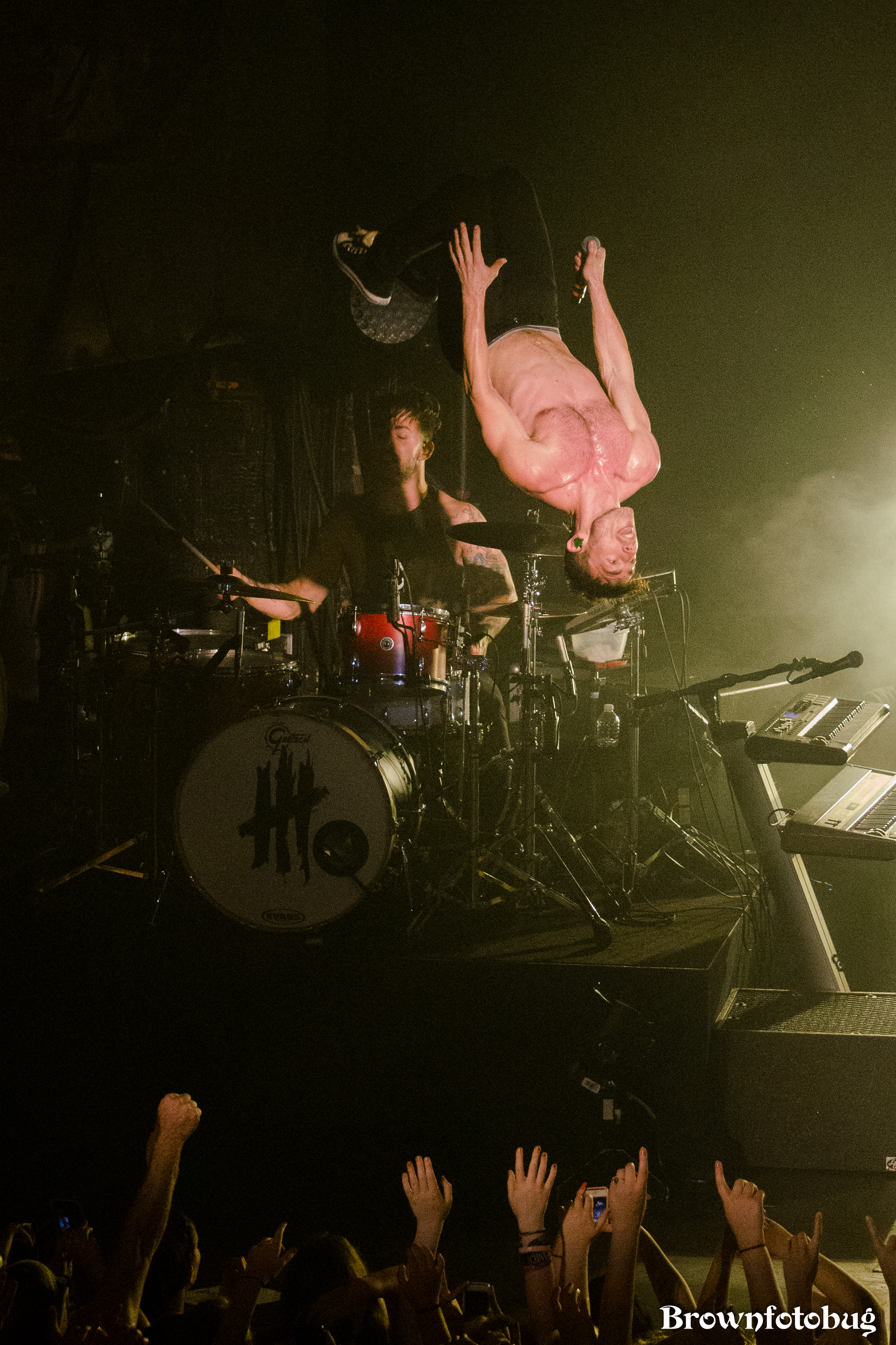 New Politics at The Neptune (Photo by Arlene Brown)