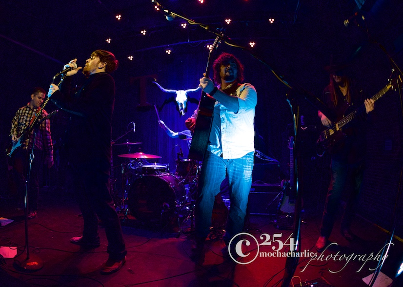 Whiskey Syndicate at The Tractor Tavern (Photo by Mocha Charlie)