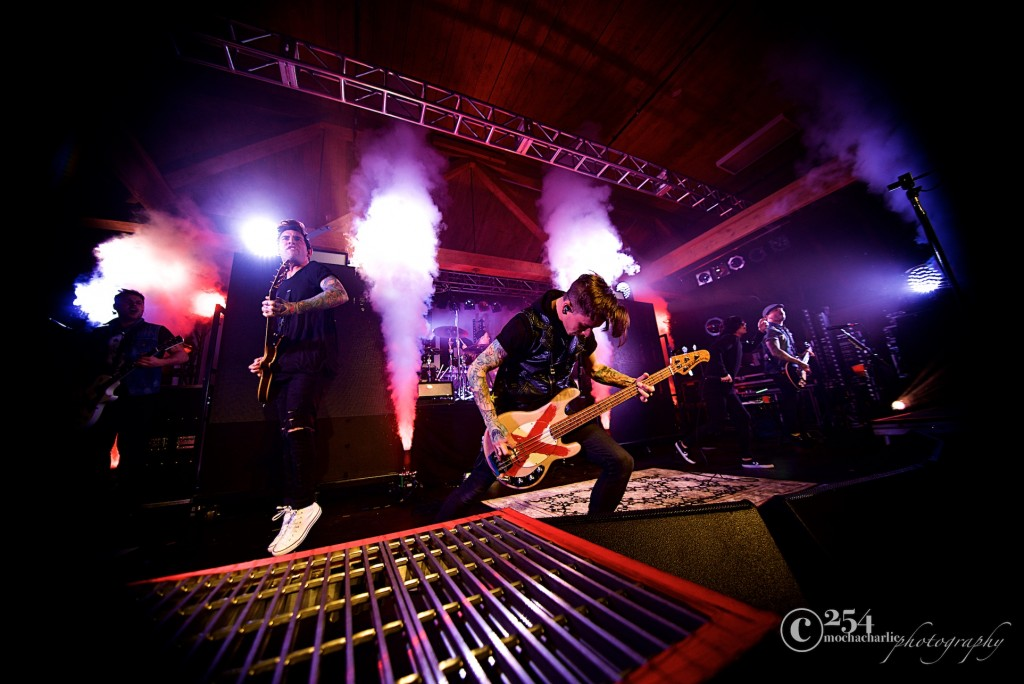 Pierce The Veil at Showbox SODO (Photo by Mocha Charlie)