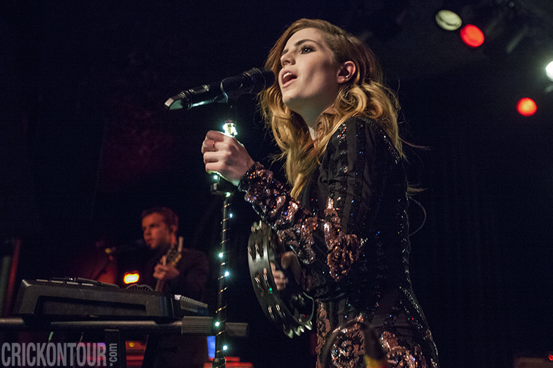 Echosmith at The Showbox (Photo by Alex Crick)