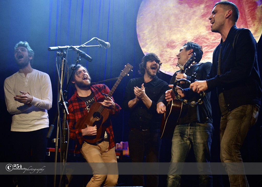 Joshua Radin, Andrew Belle & Cary Brothers at The Neptune Theatre (Photo by Mocha Charlie)