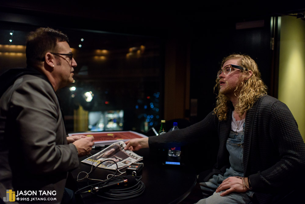 2015.04.13: Allen Stone, Greg Roth @ The Triple Door, Seattle, W