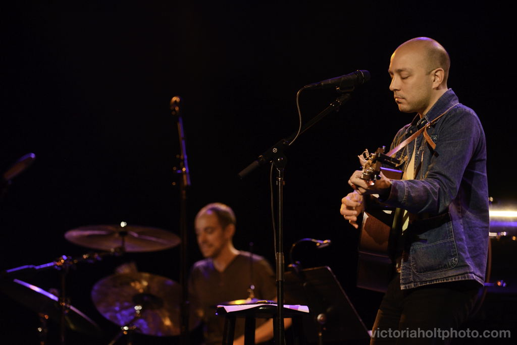 The Helio Sequence at The Triple Door (Photo by Victoria Holt)