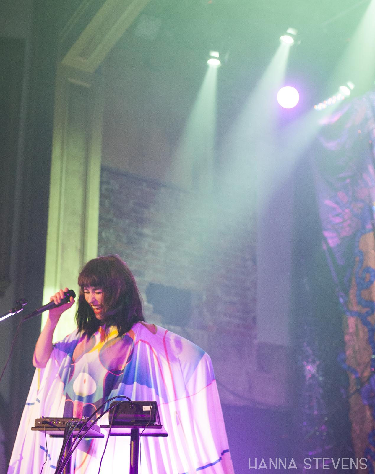 Kimbra at The Neptune Theatre (Photo by Hanna Stevens)