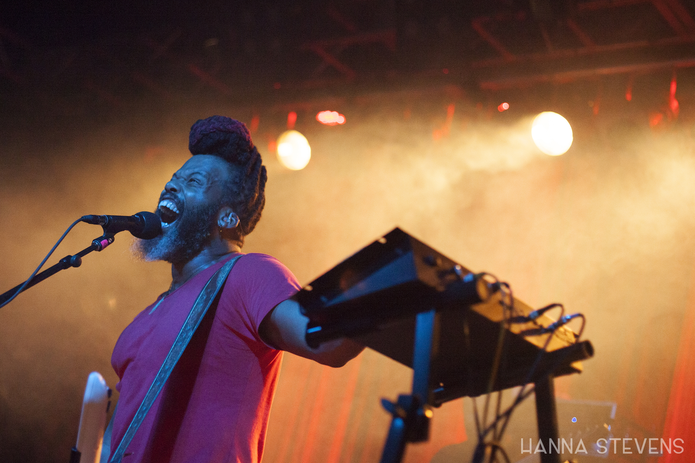 The Robert Glasper Experiment (Photo by Hanna Stevens)