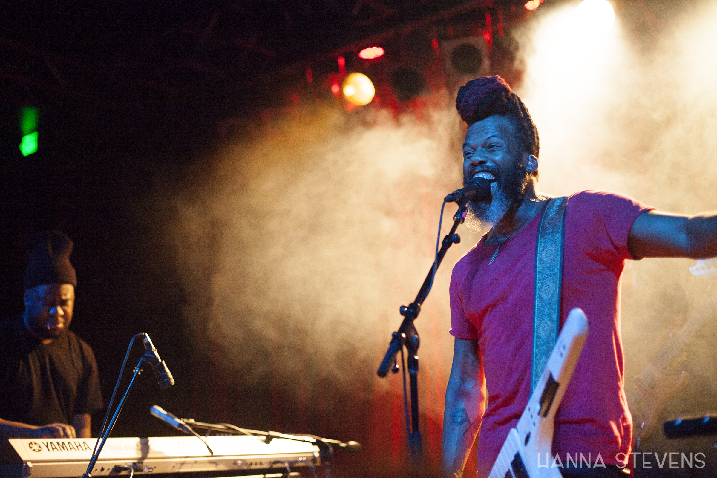 The Robert Glasper Experiment at Neumos (Photo by Hanna Stevens)