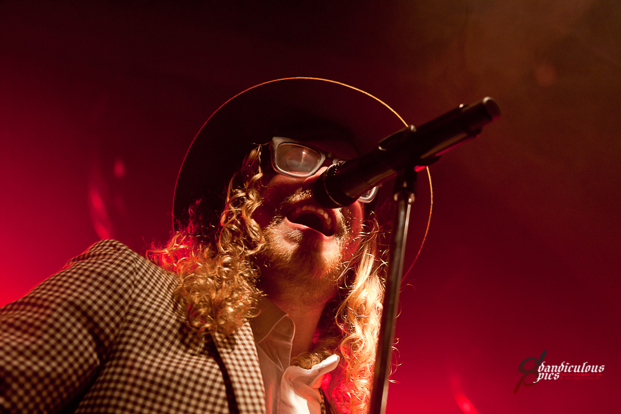 Allen Stone at The Crocodile Cafe (Photo by Dan Rogers)
