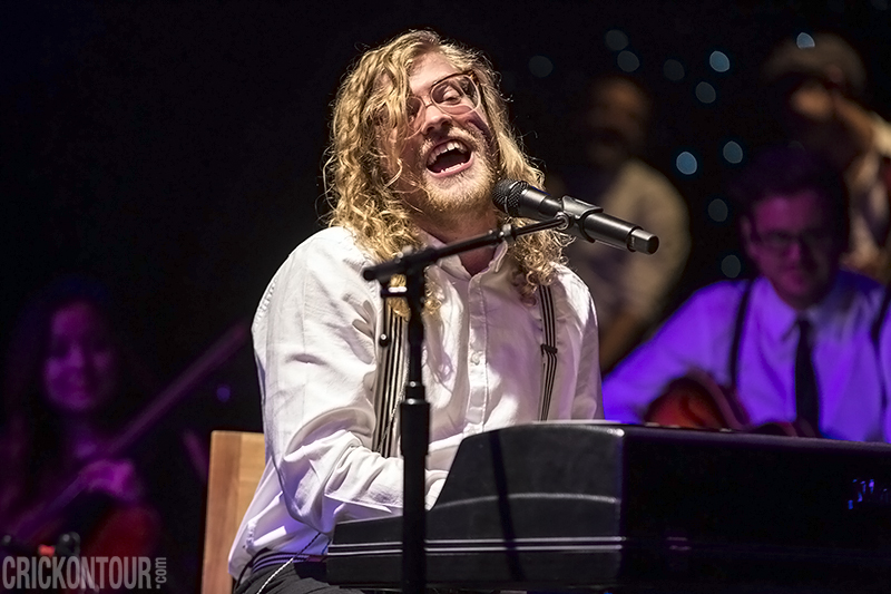 Allen Stone @ The Triple Door (Photo by Alex Crick)