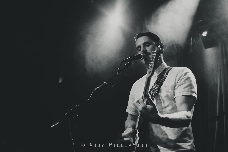 Kris Orlowski Live @ Neumos 4/16/15 (Photo by Abby Williamson)