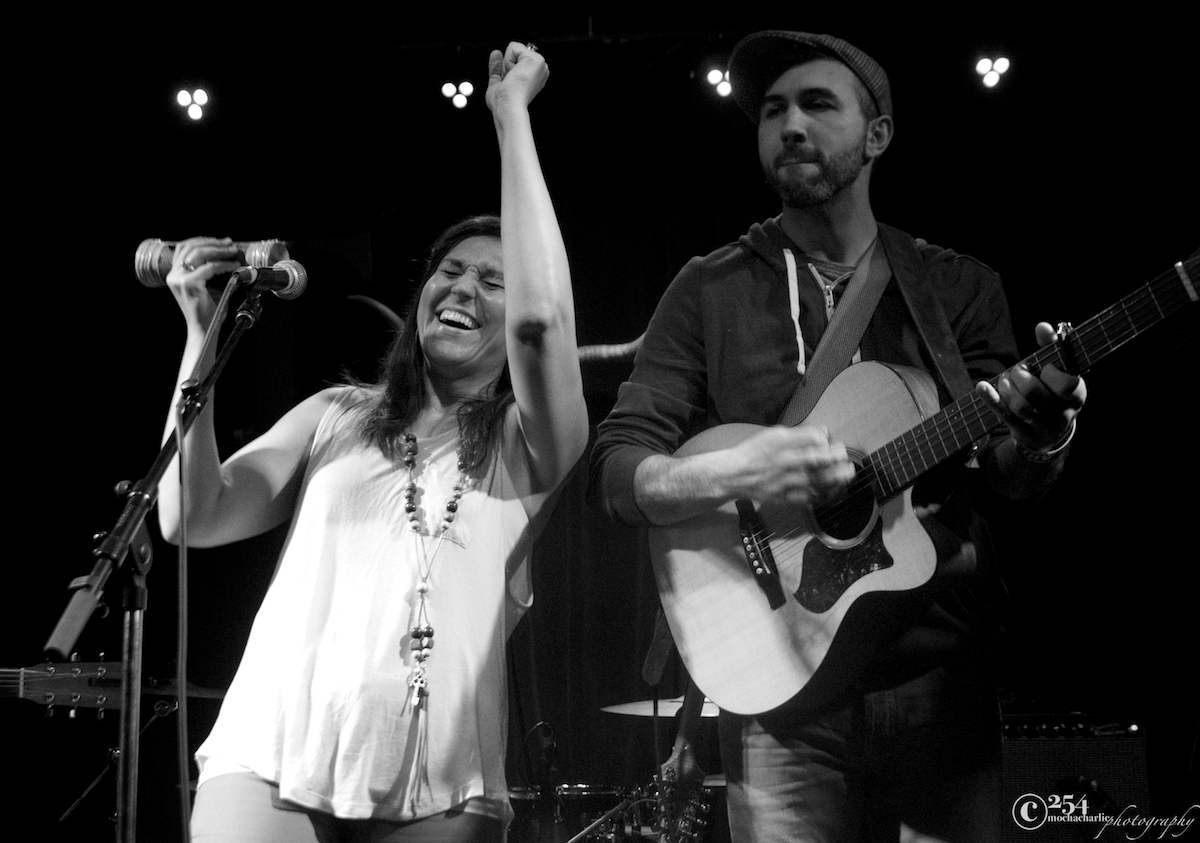 The Wicks at The Tractor Tavern (Photo by Mocha Charlie)