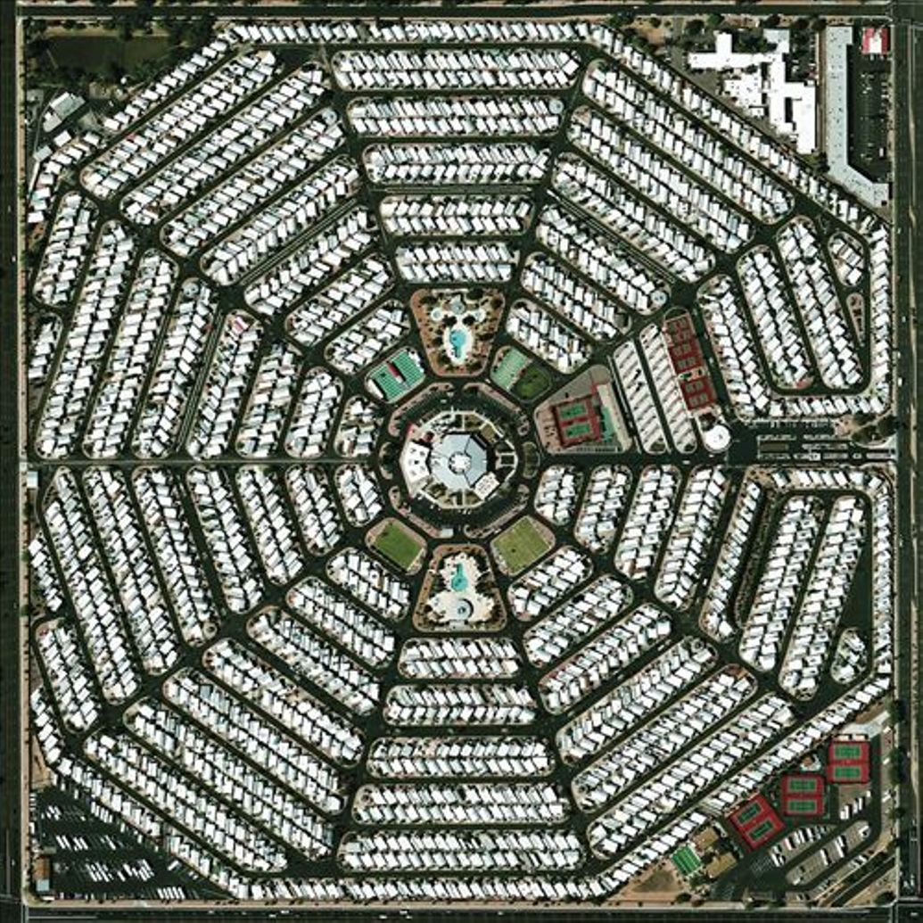 Modest Mouse: Strangers To Ourselves LP cover