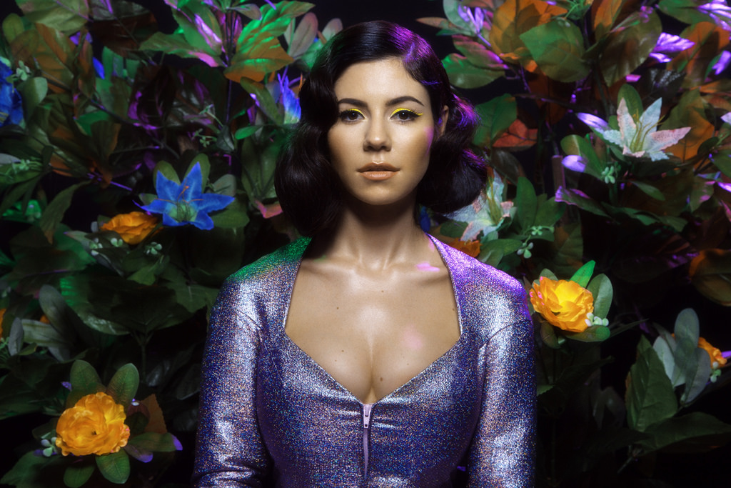 Marina and the Diamonds (Photo: Charlotte Rutherford)