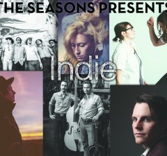 "The second annual ""Indie Series"" at The Seasons Performance Hall kicks off this weekend. Photo provided by The Seasons Performance Hall"