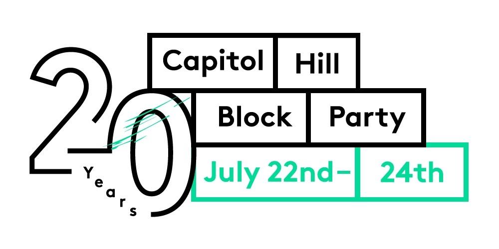 Capitol Hill Block Party 2016