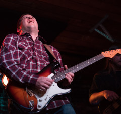 Whiskey Syndicate at The Anchor Pub (Photo- Christine Mitchell)