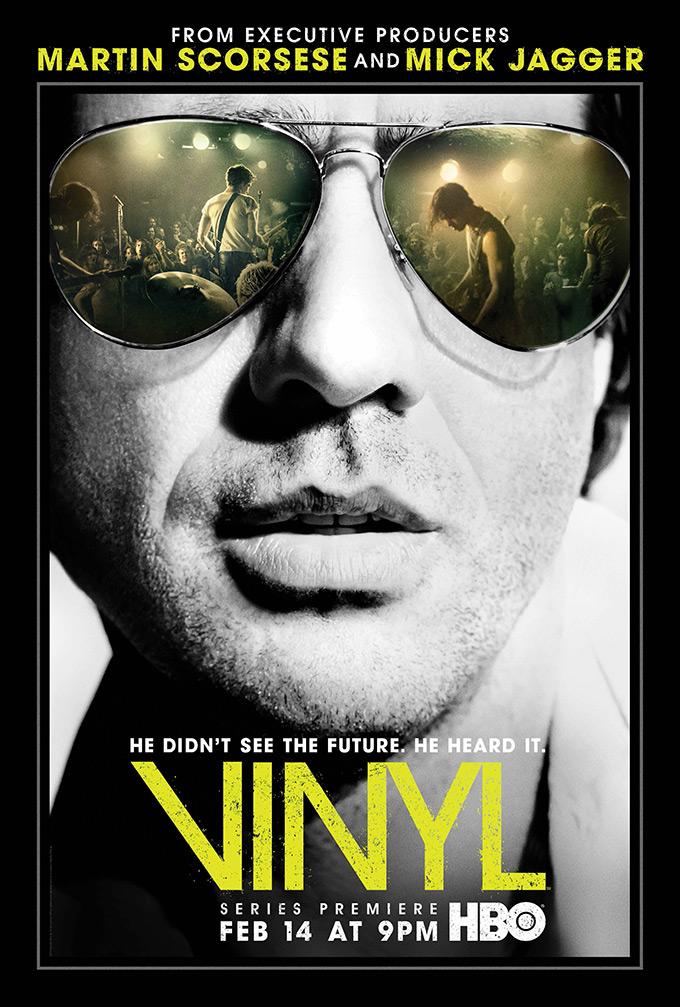 HBO's VINYL