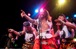 Gogol Bordello at Showbox Market (Photo: Victoria Holt)