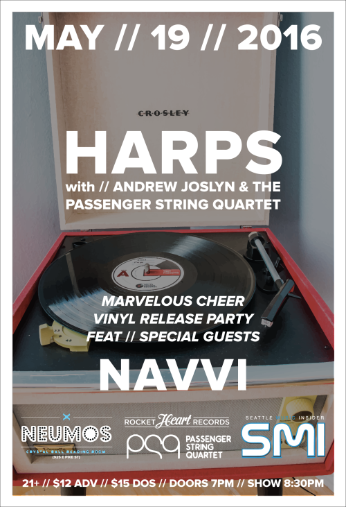 harps poster