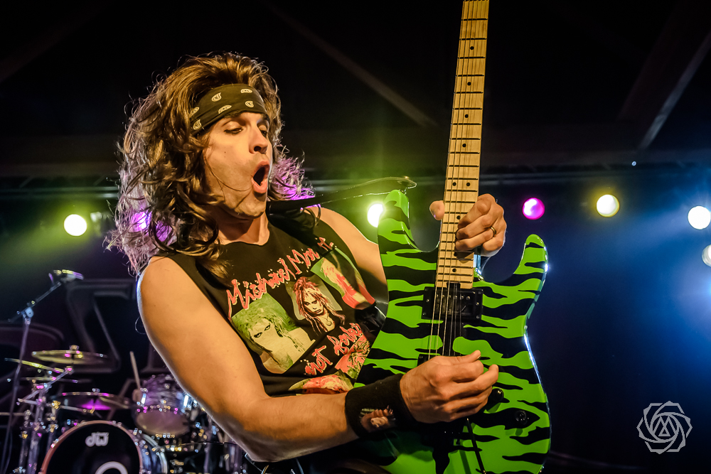 Steel Panther at the Showbox Sodo (Photo: Mike Baltierra)