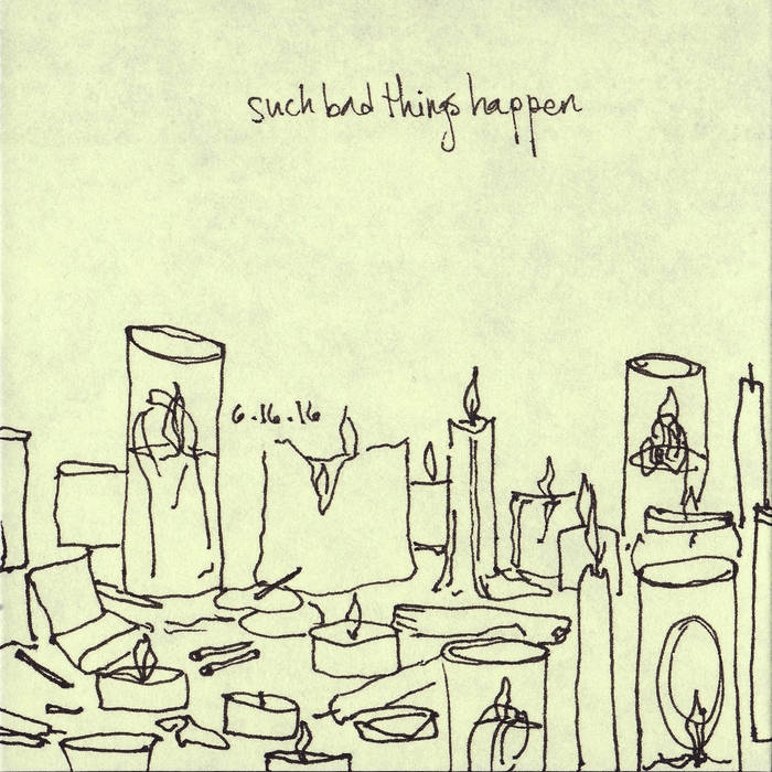 Levi Fuller | Such Bad Things Happen EP